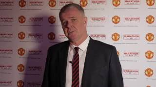 Gary Pallister - If youre looking for a manager with a big CV... Bruceys your man.