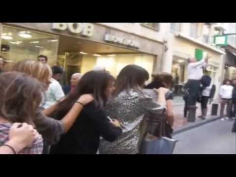 Freeze in Perpignan - Le 25 Octobre [Rue Louis Blanc]