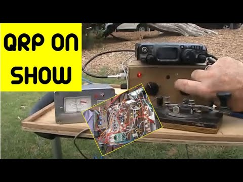 Sights Sounds and Satellites from Melbourne QRP by the Bay Nov 2017