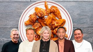 Download Which Celebrity Has The Best Wings Recipe? • Tasty Mp3 and Videos