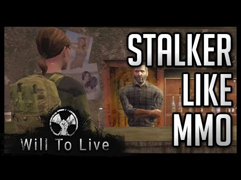 Will to Live Online - Stalker Inspired MMO