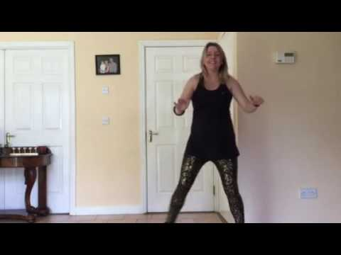 Zumba warm up Build me up buttercup