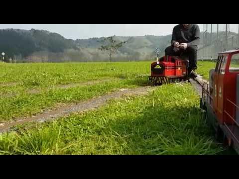 Tren luze baten film labur bat / Un corto de un largo tren / A short movie of a long train