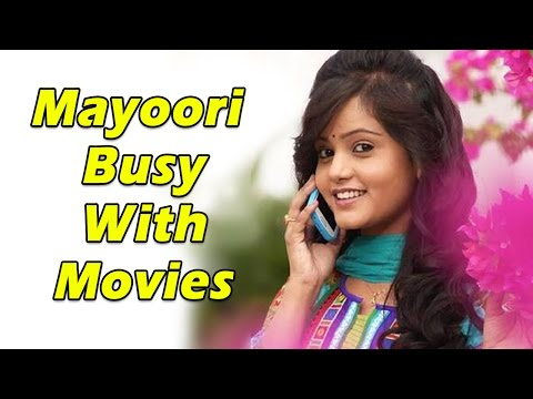"Mayoori  Busy With ""Nataraja Service"" Movie
