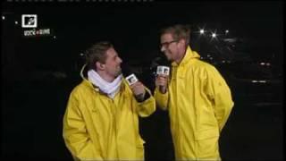 Rock am Ring - Rammstein überrascht MTV Moderatoren