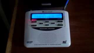 [DH] NOAA Weather Radio - EAS #770/771: Severe Thunderstorm Warnings (6/28/2013)