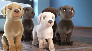 Guide Dog Short Animated Short Movie for Kids