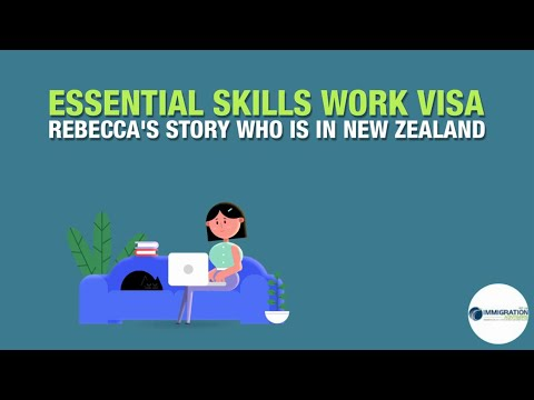 Discover Rebecca's journey of getting her Essential Skills Work Visa.