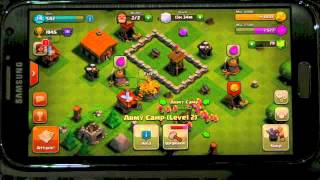 Town Hall 2 - lvl 14 in Crystal league in Clash of clans