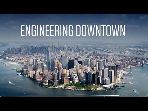 Engineering Downtown - World Trade Center Development