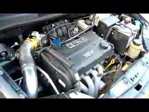 2007 Chevy Aveo P0340