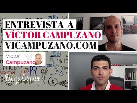 Entrevista a Victor Campuzano