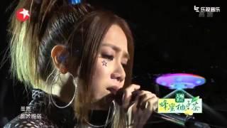 第23屆東方風雲榜頒獎盛典 G.E.M.鄧紫棋 - 泡沫 Remix版