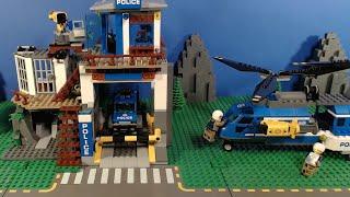 LEGO City Police Movie.