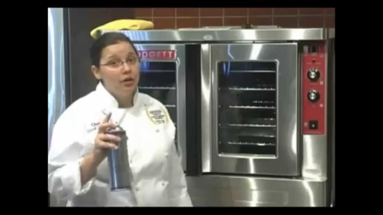 Blodgett How To Clean Your Zephaire Convection Oven Youtube