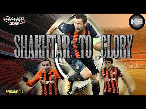 SHAKHTAR DONETSK TO GLORY #41 – Season 3 Fate (Dynamo Kiev & Draw) – FM2018