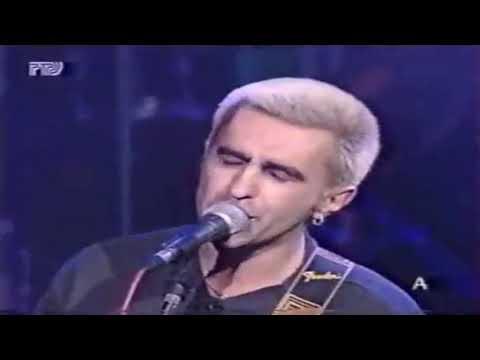 Nautilus Pompilius - Одинокая Птица (Концерт Крылья, МДМ 1995, Сьёмки Программа А)