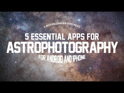 5 Essential Apps For Astrophotography (taking Photos Of The Milkyway!)