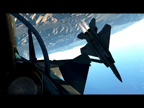 DCS World 2.0 Dogfight Compilation #1 1080p 60fps