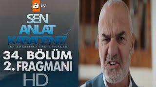 Sen Anlat Karadeniz 34. Bölüm 2. Fragmanı (Bakın Fikret'in Oğlu Kimmiş!!)