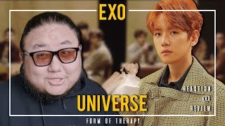 "Download Producer Reacts to EXO ""Universe"" Mp3"