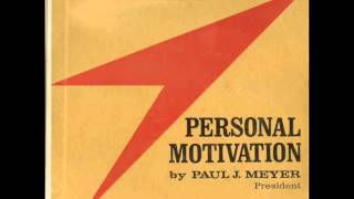 Paul J. Meyer - Personal Motivation (1965) Thumbnail