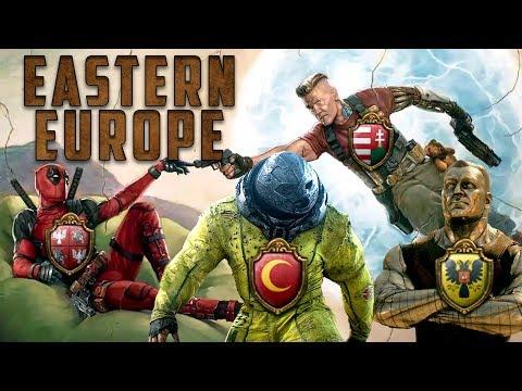[EU4] Eastern Europe in a Nutshell