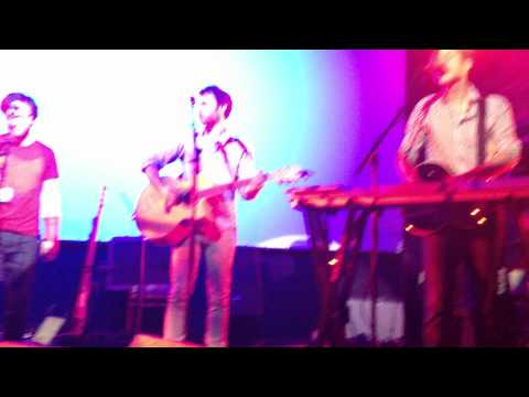 Ramona Falls - I say Fever (LIVE), Yekaterinburg 27.04.2013