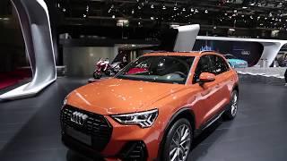 Audi Q3 Preview at 2018 Paris Motor Show