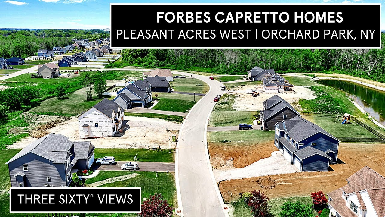 Forbes Capretto Homes Pleasant Acres West Video