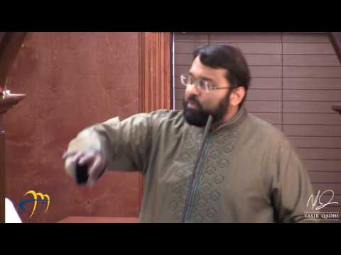 Khutbah: Trump's Era in Light of the Seerah ~ Shaykh Dr Yasir Qadhi