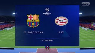 Can barcelona win champions league again? ep1 group stage