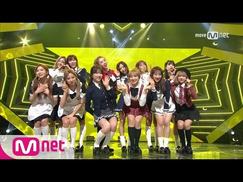 [WJSN - I Wish] Special Stage | M COUNTDOWN 170209 EP.510