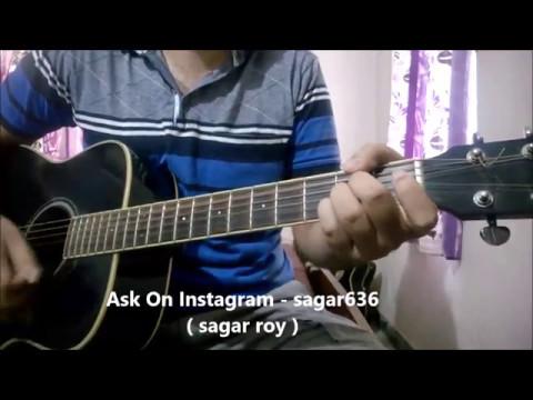 Hai Junoon - New York   Guitar Chords   K.K   Easy Beginners Lesson