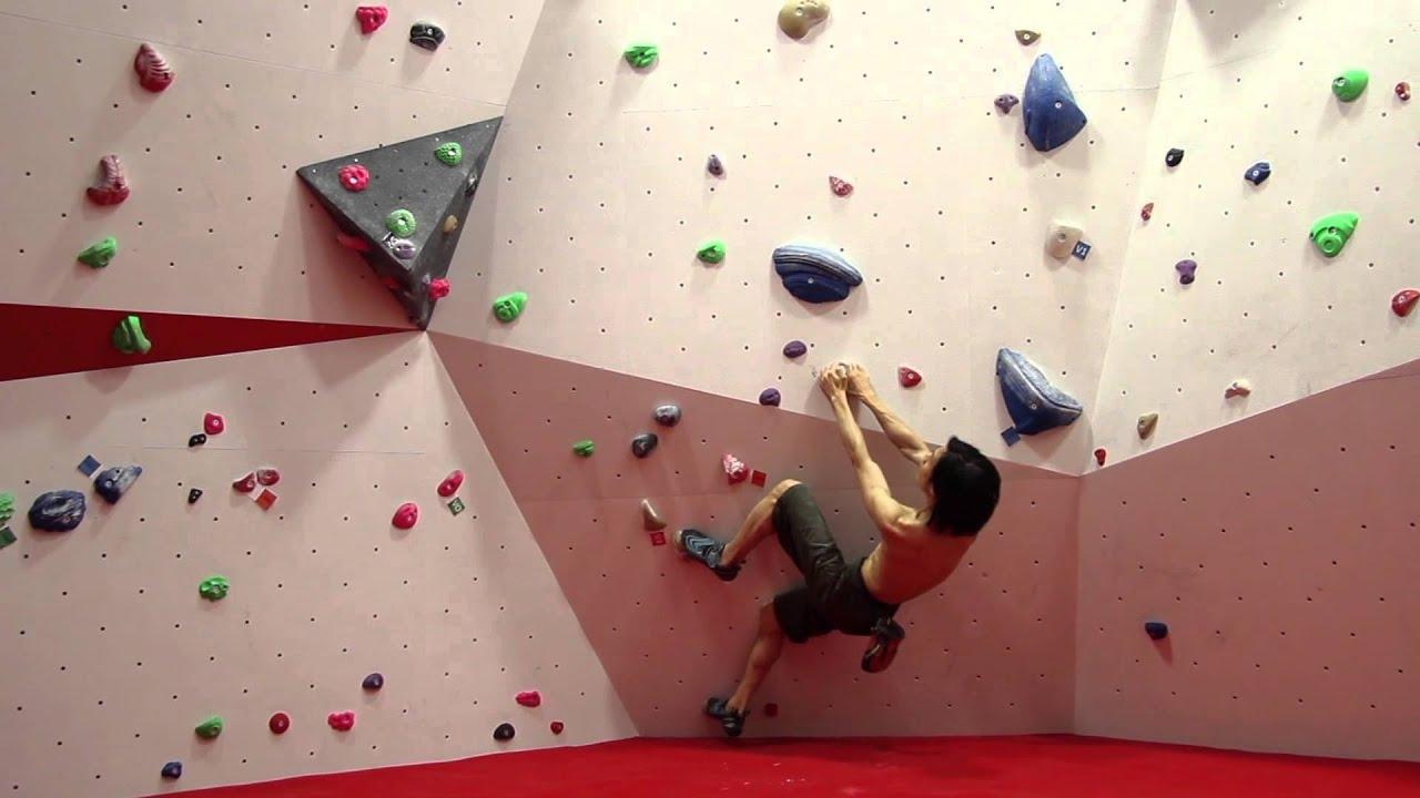 Climbing @ Redpoint Bristol - YouTube