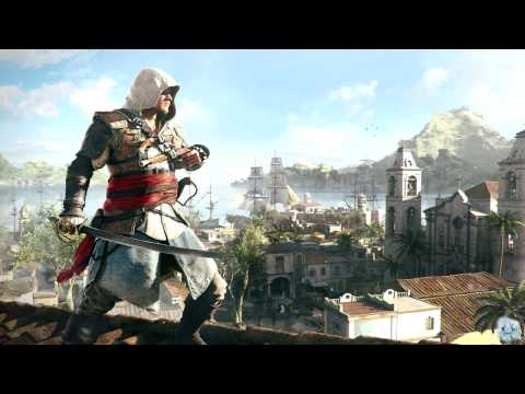 Assassin's Creed IV: Black Flag Main Theme Extended 10 hours