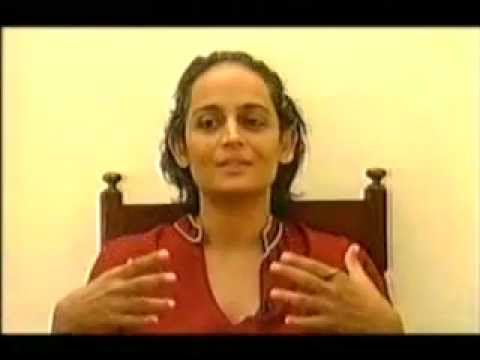 Arundhati Roy CLASSIC Interview:  AUSSIE SHOW~~ Enough Rope  (2004)