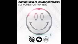 Don Diablo feat Jungle Brothers - I