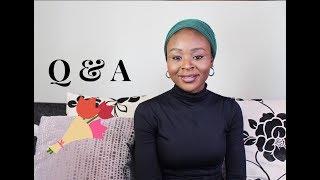 Q & A! Part 1| Zara B
