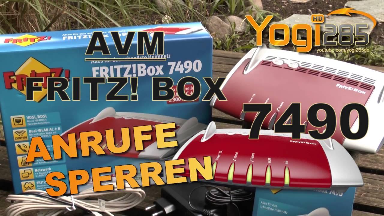 Fritzbox Anrufbeantworter Abhören