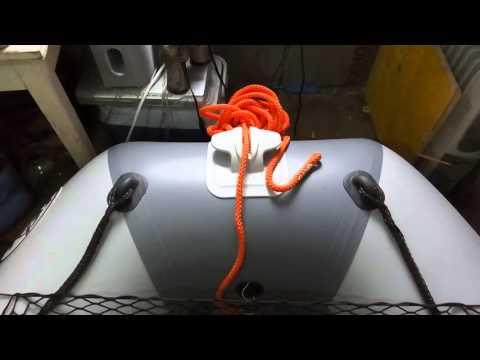 Тюнинг лодки компас 350s