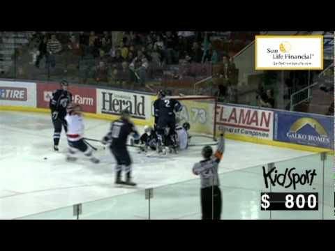 SunLife Goals For KidSport | Year In Review