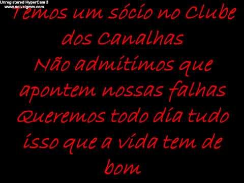 Matanza-- Clube dos Canalhas (Legenda)