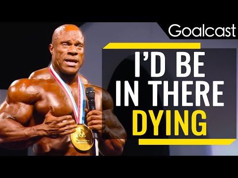 How Do You Become the Hardest Worker in the Room? | Phil Heath