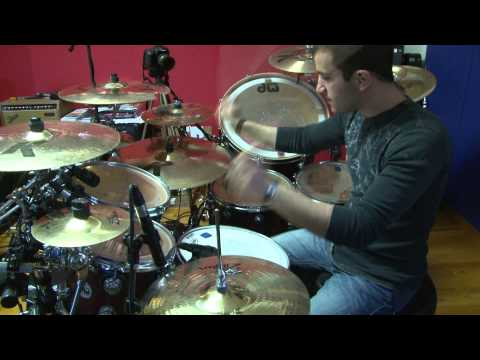 One Thing Remains (feat. Kristian Stanfill) - Passion (Drum Cover) - Sal Arnita