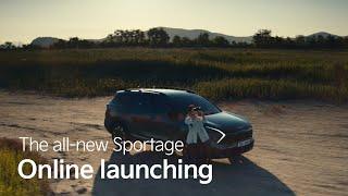 The all-new Sportage 온라인 런칭 필름