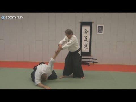 How To Make Every Grade More Like >> Aikido - Ai Hanmi Katate Dori Nikkyo - YouTube