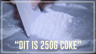Cocaine: Bastiaan investigates how it's cut | Drugslab Extra