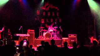 Fede Rabaquino - Drum Solo at House Of Blues - Hollywood - Los Angeles