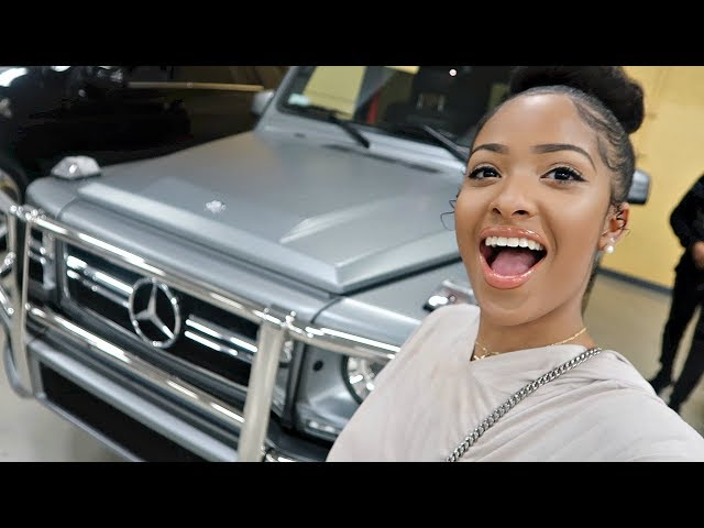 DID I GET MY DREAM CAR?! (MERCEDES BENZ G-WAGON)